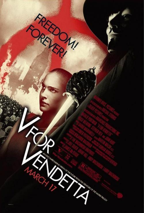 V pour Vendetta [TRUEFRENCH DVDRiP]