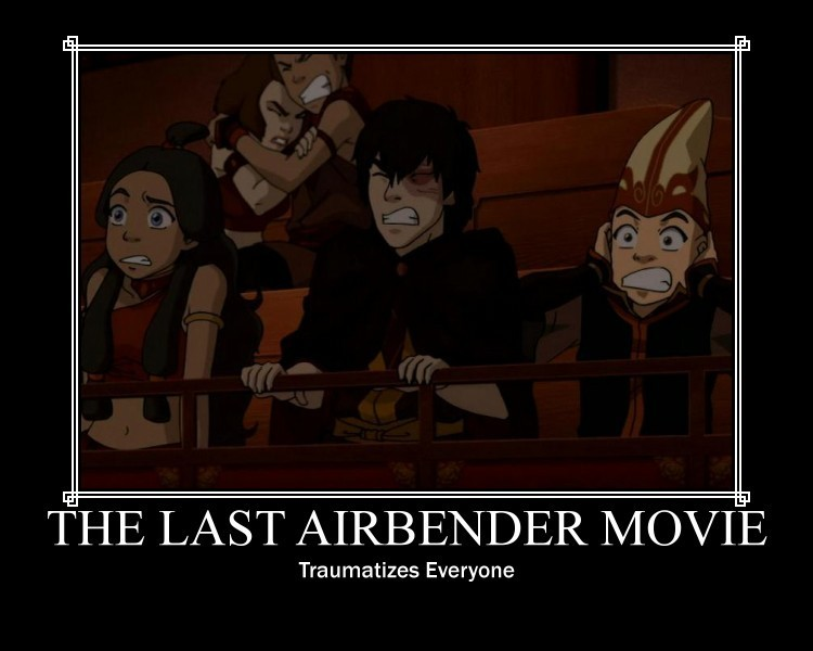 Avatar last airbender movie