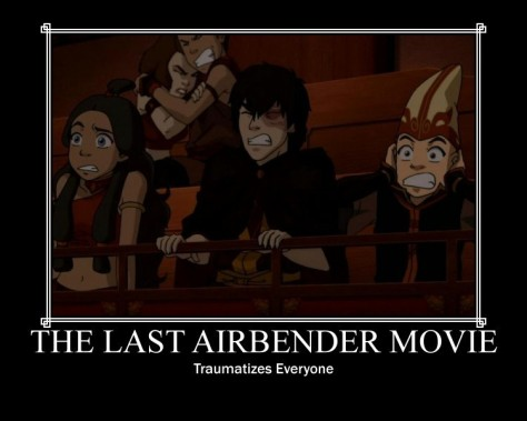 Avatar The Last Airbender - Demotivational