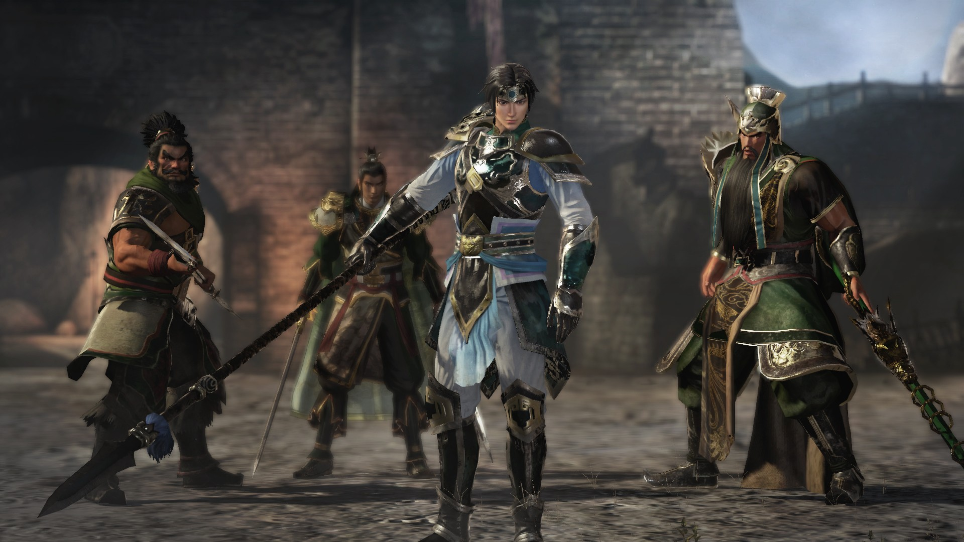 zhang fei dynasty warriors 8 - photo #24