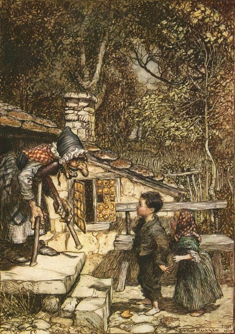 Hansel and Gretel Fairy Tale