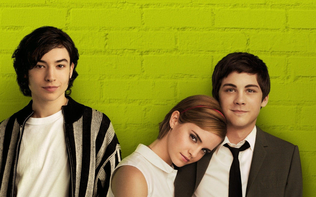 The Perks of Being a Wallflower - Featured Background