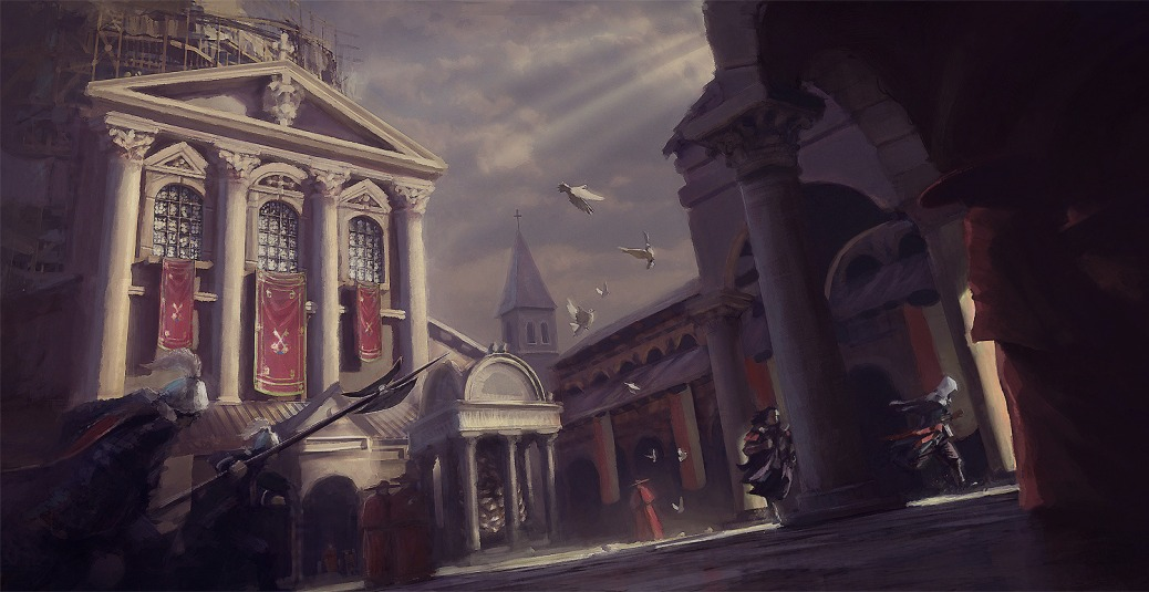 Assassin's Creed - Brotherhood - Featured Image