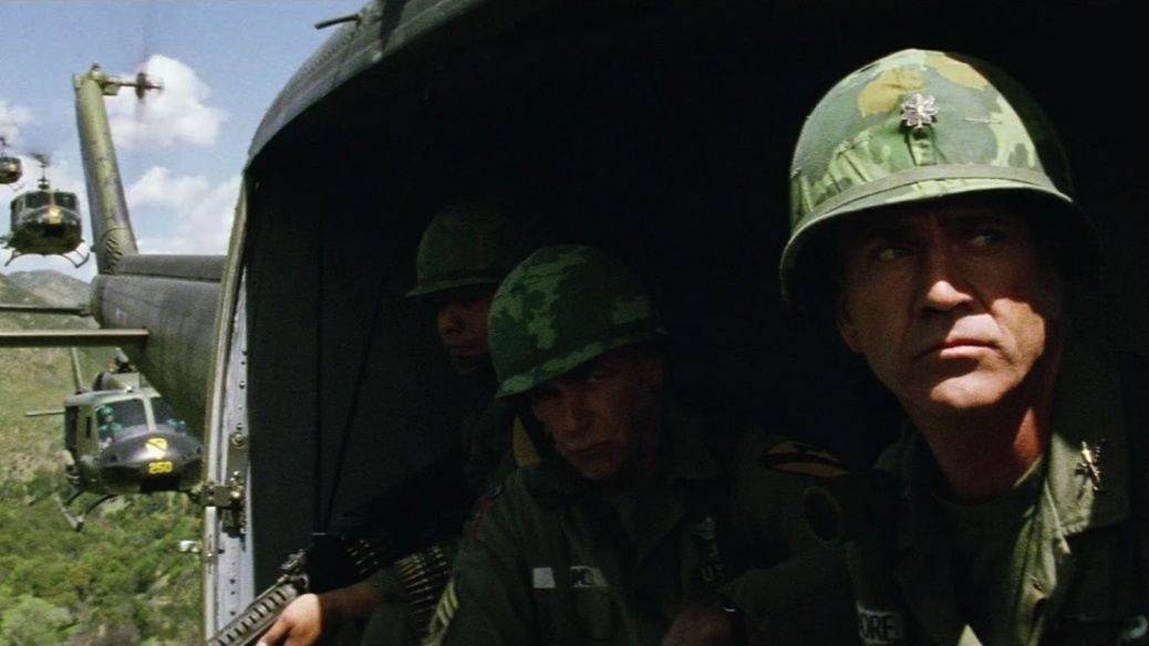 We Were Soldiers - In the Chopper