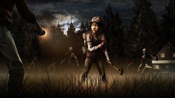 Walking Dead SSN 2 – First Impressions