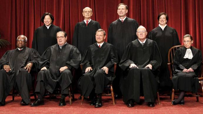 current-supreme-court-justices