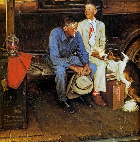 norman-rockwell-breaking-home-ties