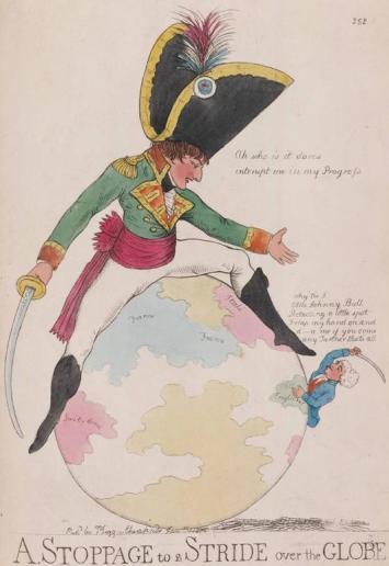 The Age of Napoleon - Napoleon Astride the Globe