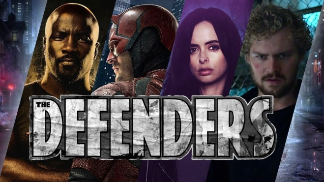 The Defenders - Title
